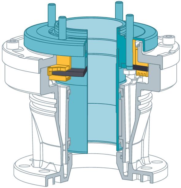 Komet Automatic Brake System