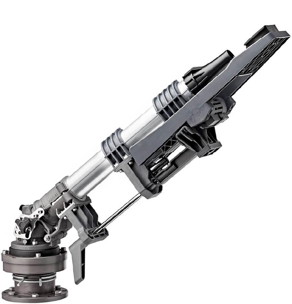 Komet Twin Ultra AP140 Dust Control