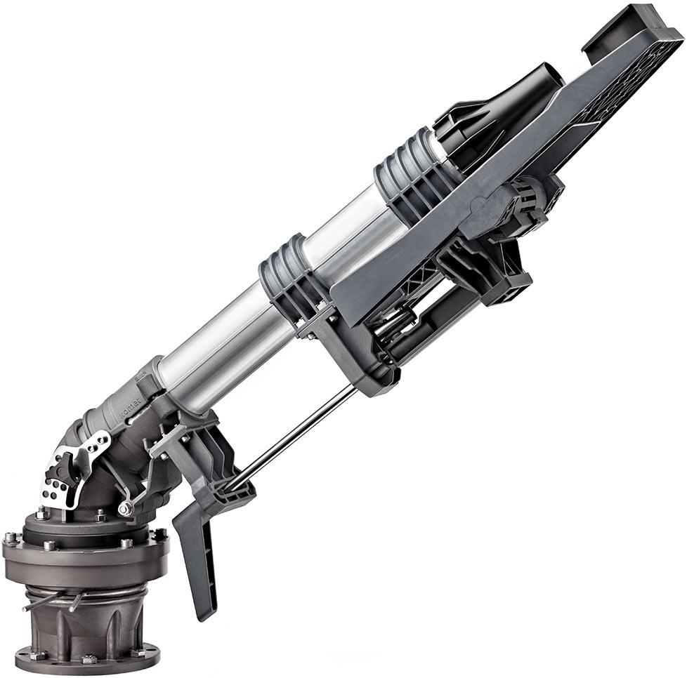 Komet Twin Ultra AP160 Dust Control